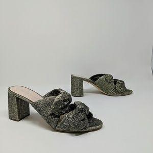 Loeffler Randall Bow Side Sandals